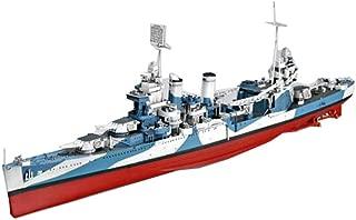 EP-Model Militares Crucero De Plástico Juegos De Construcción, 1/700 Escala USS San Francisco Crucero Pesado Rompecabezas Modelo, Coleccionables
