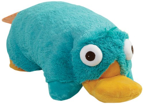 Disney Perry the Platypus Pillow Pet   1  Buy Online in Oman at