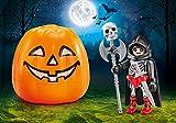 PLAYMOBIL Calabaza de Halloween - Fantasma 9895 - Viene En Bolsita Desde Fábrica