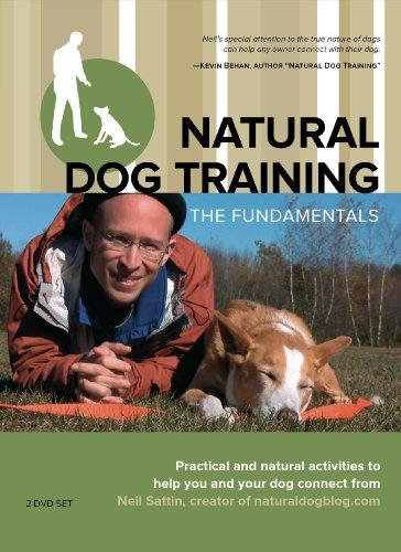 Big Sale Best Cheap Deals Natural Dog Training: The Fundamentals 2-dvd Set By Neil Sattin