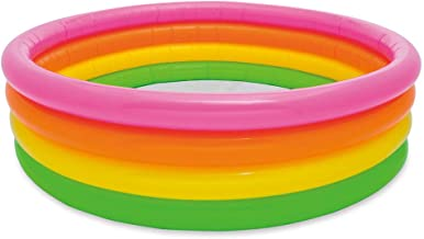 "Intex 66"" Sunset Glow Paddling Pool"