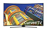Samsung UN65KU6500 Curved 65-Inch 4K Ultra HD Smart LED TV (2016 Model)