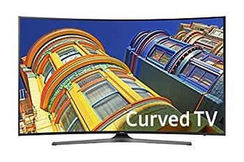 Samsung UN65KU6500 Curved 65-Inch 4K Ultra HD Smart LED TV  2016 Model