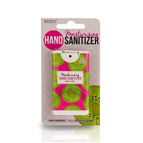 MAD Beauty New Fruit Moisturising Hand Sanitizers - Kiwi