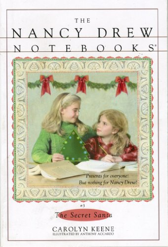 The Secret Santa (Nancy Drew Notebooks #3)の詳細を見る