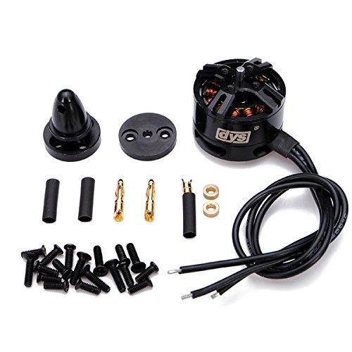 KINGDUO DYS Be1806 2300Kv Bürstenlose Motor Black Edition Für Multicopter