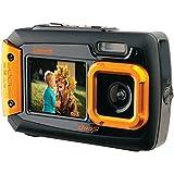 Coleman Duo2 2V9WP-O Digital Camera with 2.7-Inch LCD (Orange)