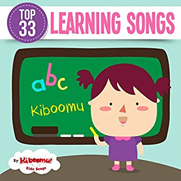 Top 33 Learning Songs