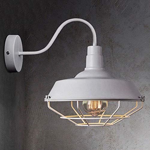 Etelux Aplique industrial, Vintage Loft lámpara de pared, Apliques de pared vintage industriales para el hogar, bar, restaurantes, cafetería, decoración del club