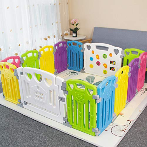 Baby Playpen Kids Activity Centre Safety Play Yard Home Indoor Outdoor New Pen...