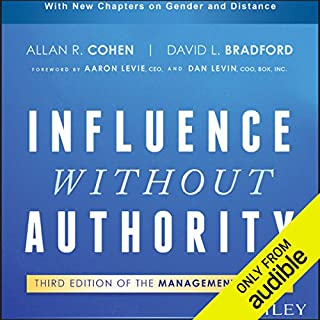 Influence Without Authority, 3rd Edition audiobook cover art
