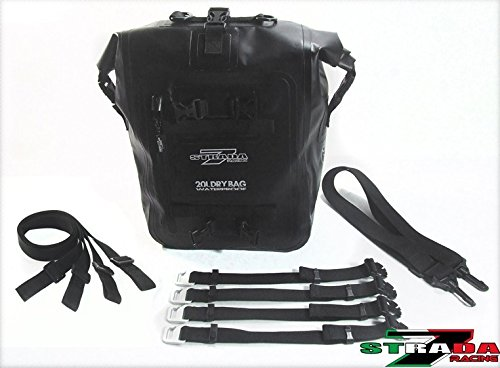 Strada 7 Racing Motorcycle Dry Bag Tail Bag 20L