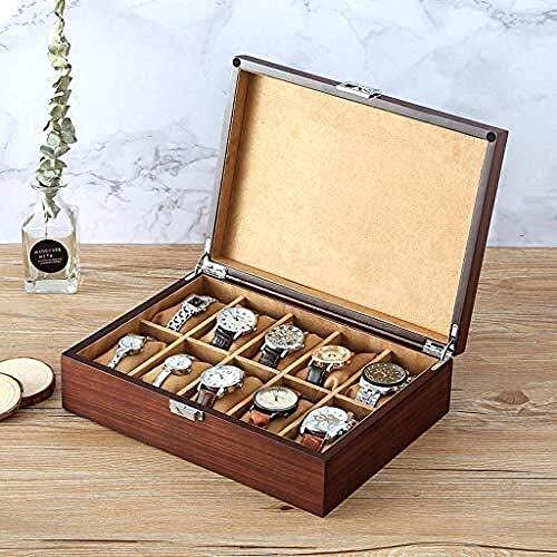 Bolsa de almacenamiento para relojes para hombre y mujer, muy adecuada para...