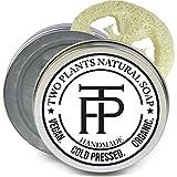 [SALE] Pure Silver Naturseife | Vegane Seife für empfindliche Haut + Make-up | Premium...