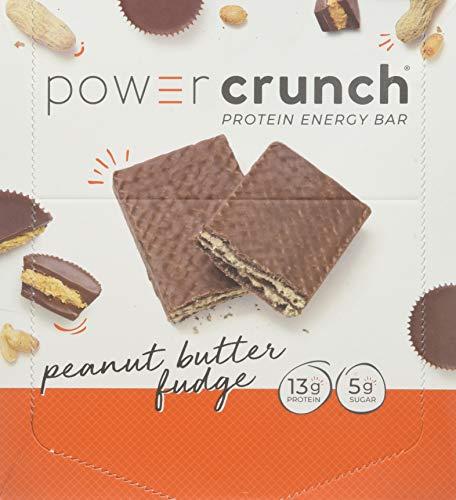 Power Crunch Bar Peanut Butter Fudge, 1.40 Ounce