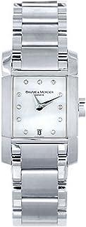 Baume & Mercier - 8573 - Reloj para Mujeres, Correa de Acero Inoxidable