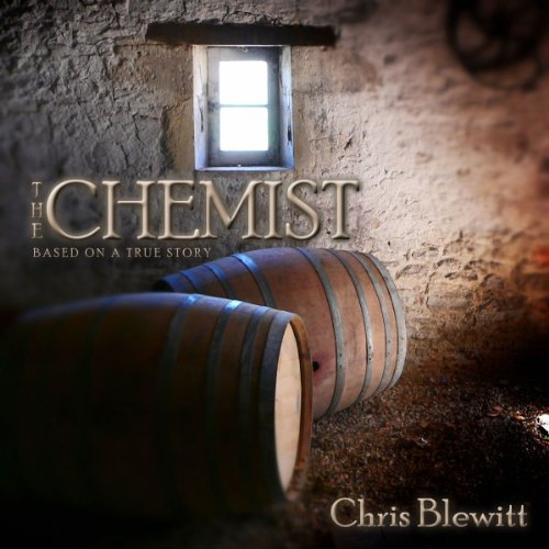 The Chemist audiobook cover art