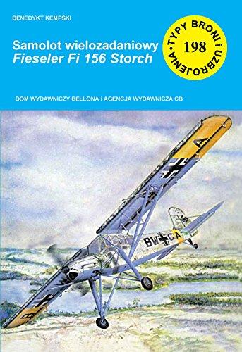 Samolot wielozadaniowy Fieseler Fi 156 Storch (Polish Edition)