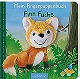 Mein Fingerpuppenbuch - Finn Fuchs