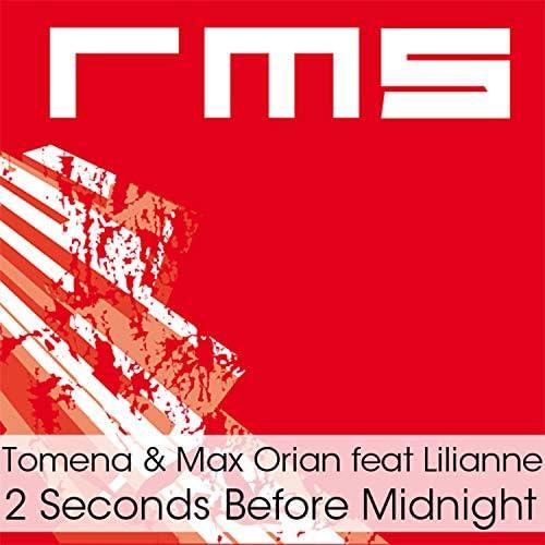 Tomena & Max Orian feat. lilianne