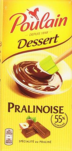 Poulain - Chocolat Dessert Tablette Pralinoise 200g