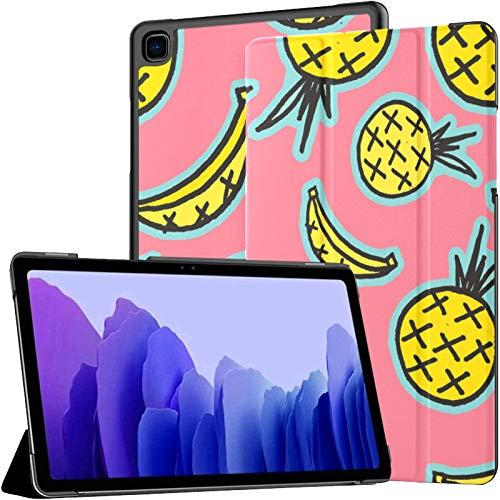 Funda de piel sintética para Samsung Galaxy Tab A7 de 10,4 pulgadas de 2020, diseño de dibujos animados