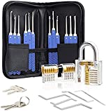 Multitool Set - Stainless Steel, Training Kit, Specially Designed, Multifunctional use, Professional 17 PCS (Blue)...