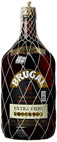 Brugal Ron Extra Viejo Rum (1 x 1.75 l)