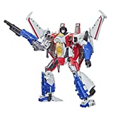 Transformers Toys Studio Series 72 Voyager Class Bumblebee Starscream Action Figure - Ages 8 and Up, 6.5-inch