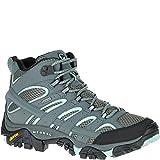 Merrell Moab 2 Mid GTX, Chaussures de Randonnée Hautes Femme, Gris (Sedona Sage), 39...