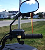Rearview Mirrors Fits ATV