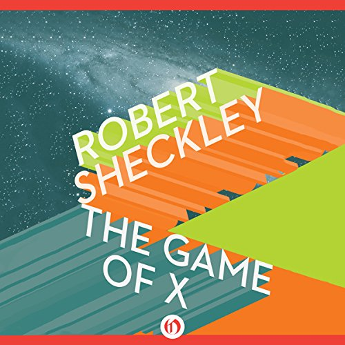 The Game of X audiobook cover art