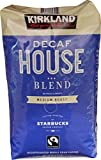Kirkland Signature Starbuck Decaf, Whole Bean, 40 Ounce