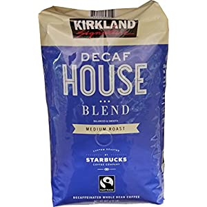 Kirkland Signature Decaf House Blend Coffee