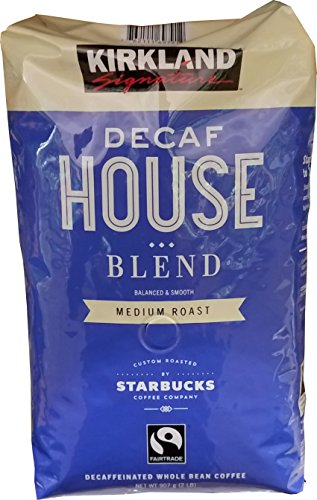 Kirkland Signature Decaf House Blend Coffee