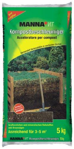 Mannavit Kompostbeschleuniger 5 kg