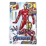 Avengers - Iron Man Figura Electrónica (Hasbro E4929105)...
