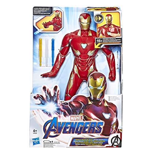 Avengers - Iron Man Figura Electrónica (Hasbro E4929105)