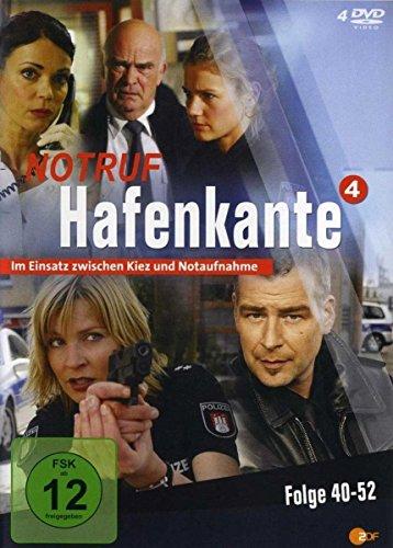Notruf Hafenkante, Vol. 4: Folge 40-52 (4 DVDs)
