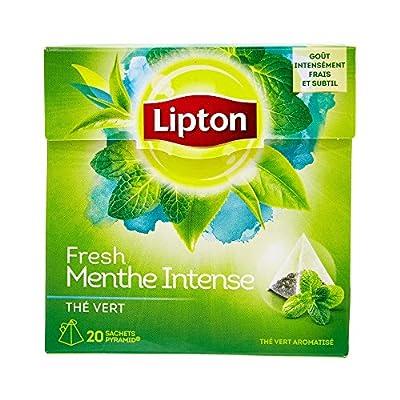 Lipton Thé Vert Menthe Intense 20 Sachets parent