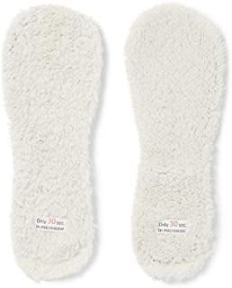 Microwaveable Odorless Heated Slipper Inserts Comfortable Feet Warmers! | The Ultimate Home Care Comfort! (Men 9/10)