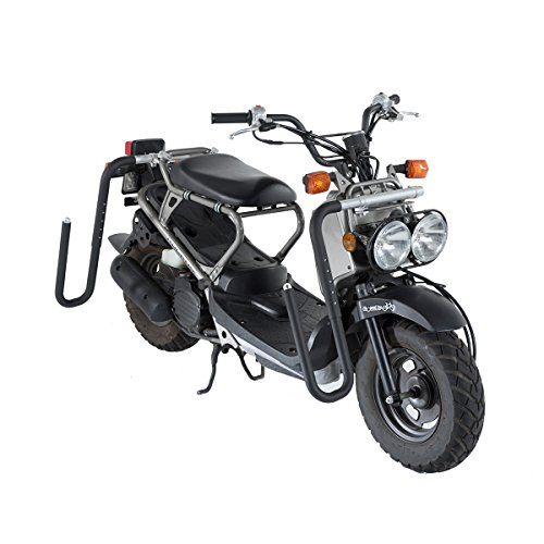Moved by Bikes Moped Rack