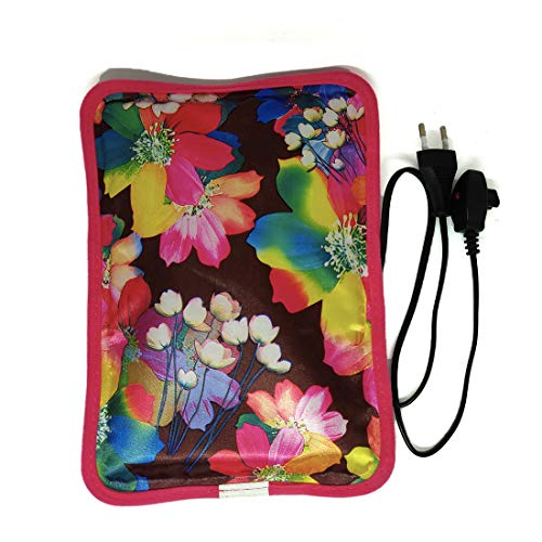 Sahyog Wellness Electrical Hot Water Heating Bag/Bottle/Pad (Multi-color) (Color May Vary)