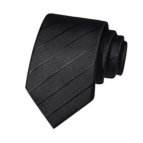XIANGUO Herren Krawatte Slim Tie Retro Business Schlips handgenähte Krawatte