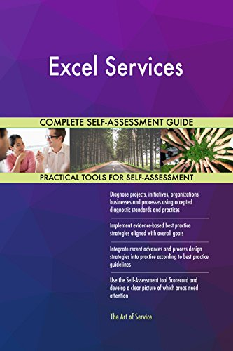 Excel Services All-Inclusive Self-Assessment - More than 690 Success Criteria, Instant Visual Insights, Comprehensive Spreadsheet Dashboard, Auto-Prioritized for Quick Results