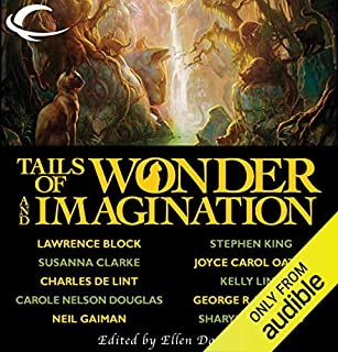Tails of Wonder and Imagination audiobook cover art