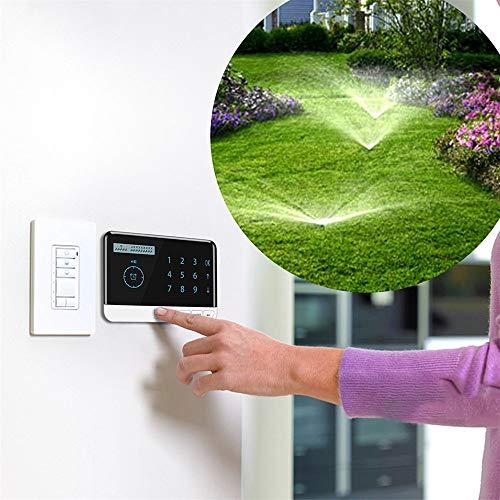 SHIJING Gartenbewässerung Timer WiFi Bewässerungssystem Smart Controller Sprinkler Timer Stimme Gartenbewässerungssystem US 110 V EU 220 V-240 V