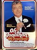 Oh Jonathan, oh Jonathan! - Heinz Rühmann - Filmposter A1