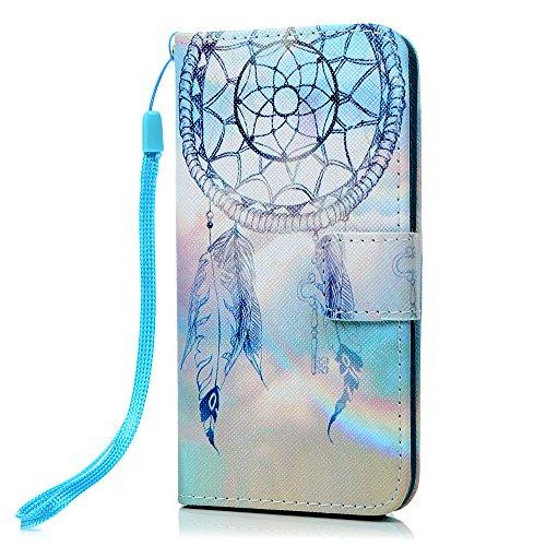 MOTIKO - Custodia a Libro per Samsung Galaxy A5 2016 in Pelle PU con Supporto in Gel TPU, Chiusura Magnetica