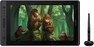 HUION Tablet Drawing Kamvas Pro 16 Pen Tablet Display inclinado ecologicamente correto Caneta sem bateria Tecnologia Full-...